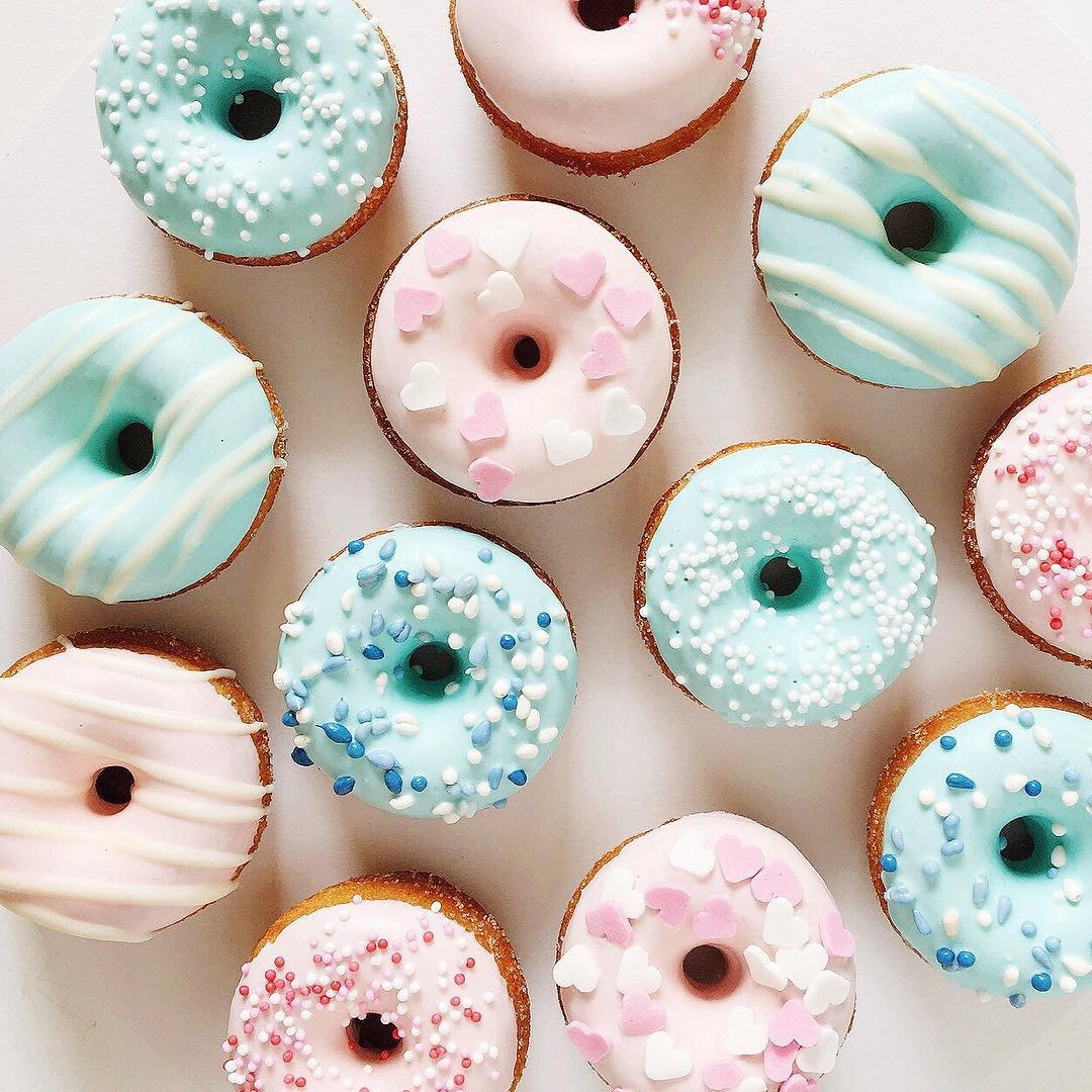 Sprinkles Bakery_sweets_mini donuts babyshower